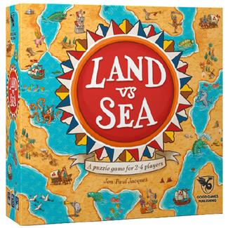 Good Game Publishing Land vs Sea [English]