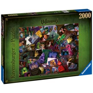 Ravensburger All Villains (2000 pieces)