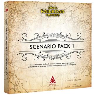 Archona Games Small Railroad Empires : Scenario Pack 1 [English]