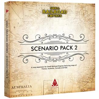 Archona Games Small Railroad Empires : Scenario Pack 2 [English]