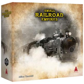 Archona Games Small Railroad Empires [English]