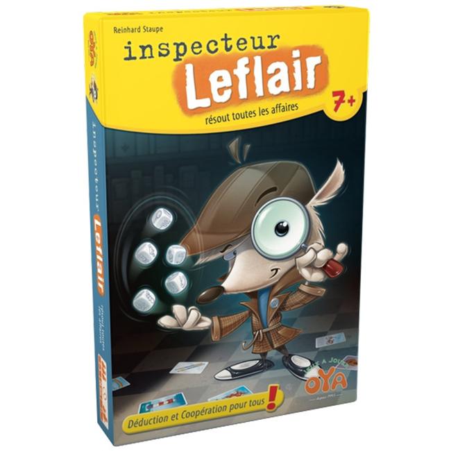 Oya Inspecteur Leflair [French]