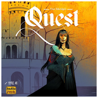 Indie Boards & Cards Quest [English]