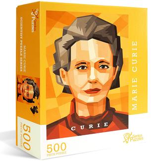 Genius Puzzles Scientist Puzzle Series - Marie Curie (500 pieces)