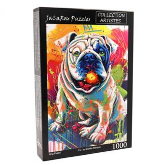 JaCaRou Puzzles King Pablo! (1000 pieces)