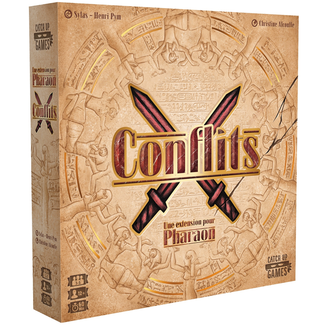 Catch Up Games Pharaon : Conflits [French]