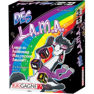 Kikigagne? L.A.M.A. (Lama) - Dés [French]