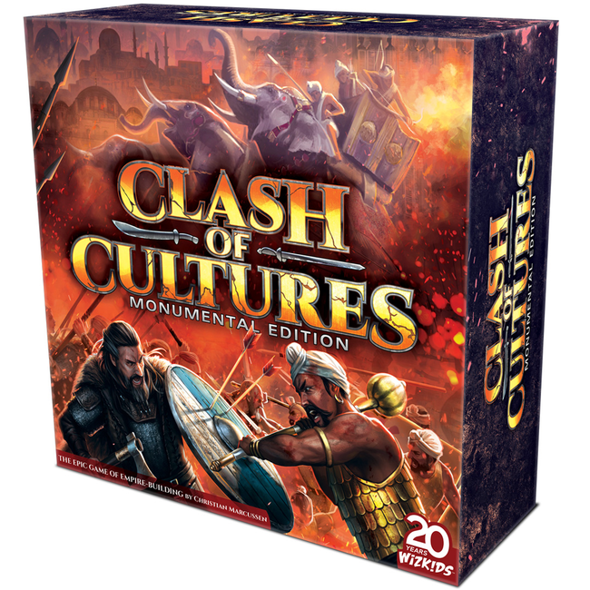 WizKids Clash of Cultures - Monumental Edition [English]