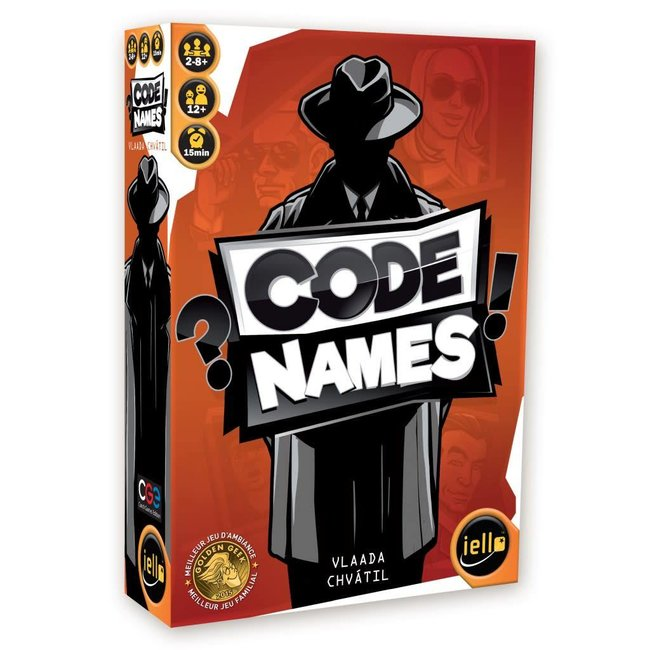 Iello Codenames [French]