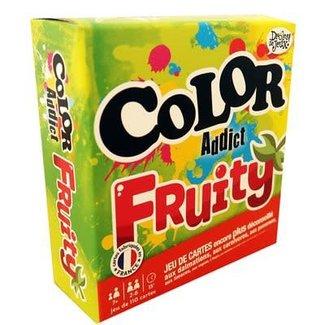 France Cartes Color Addict - Fruity [français]