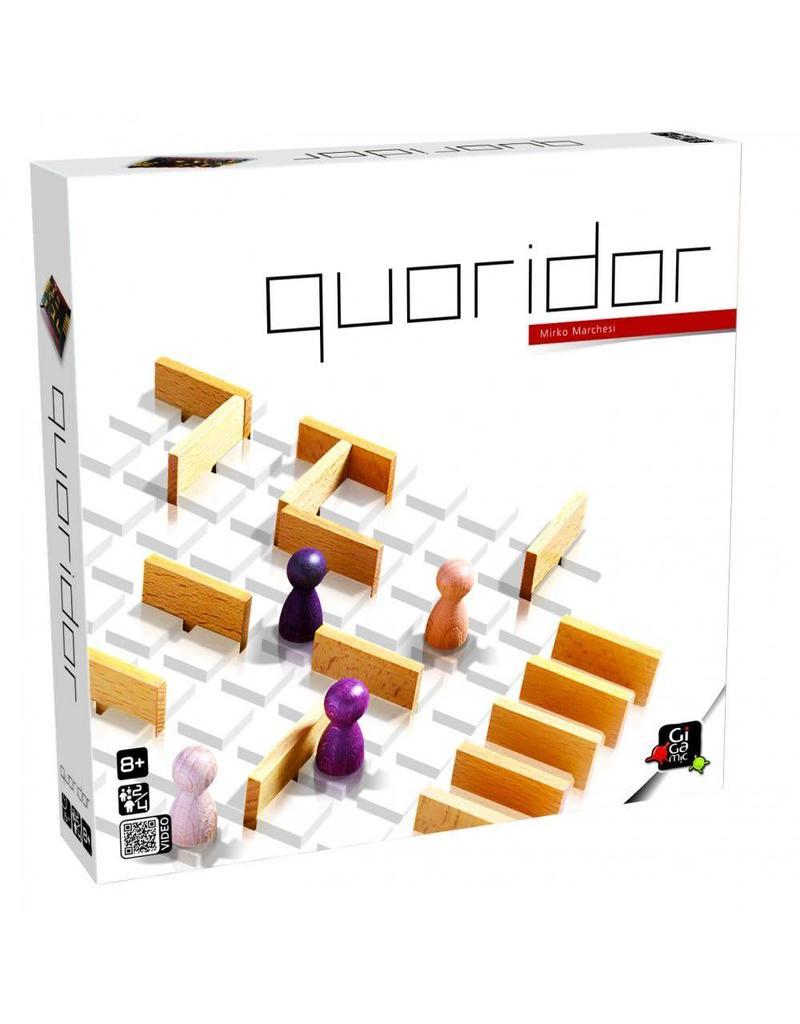 Gigamic Quoridor [multilingue]
