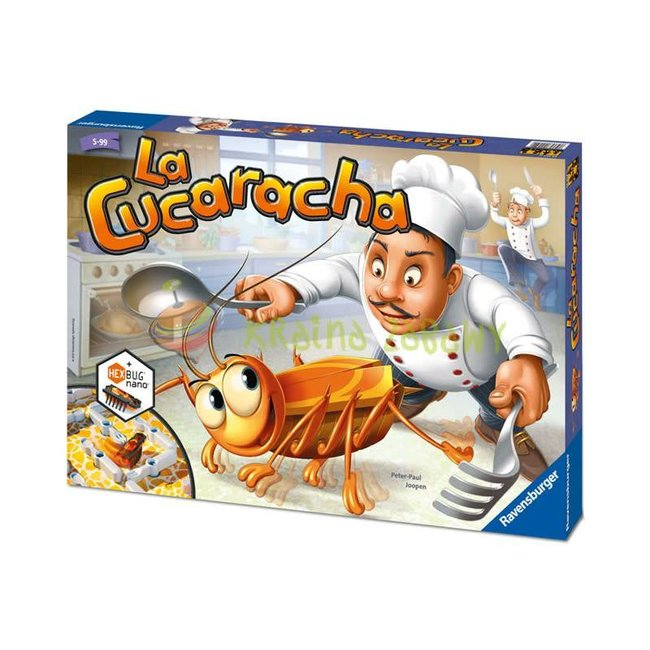 Ravensburger La Cucaracha [French]