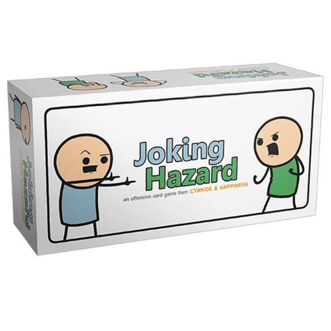 Breaking Games Joking Hazard [anglais]
