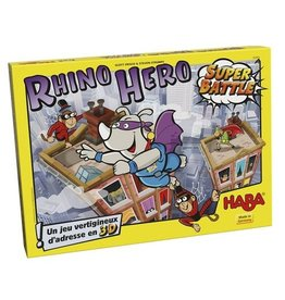 Haba Rhino Hero - Super Battle [multilingue]