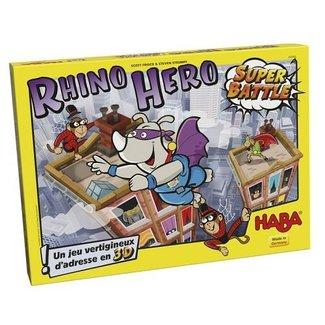 Haba Rhino Hero - Super Battle [Multi]