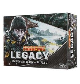Z-Man Pandemic - Legacy - Saison 2 (boîte noire) [français]