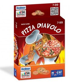 HUCH! Pizza Diavolo [multilingue]