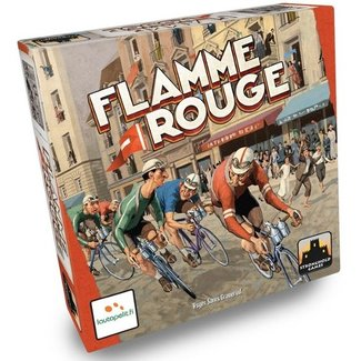 Stronghold Games Flamme Rouge [anglais]