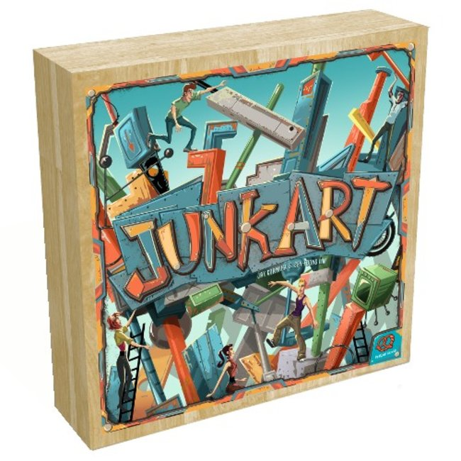 Pretzel Games Junk Art [multilingue]