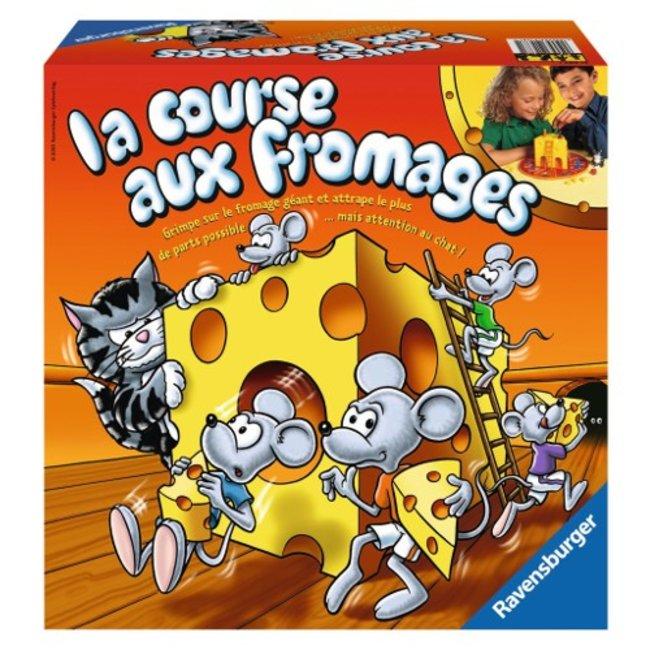 Ravensburger Course aux fromages (la) [français]