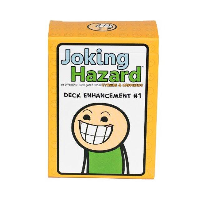 Breaking Games Joking Hazard : Deck Enhancement #1 [English]