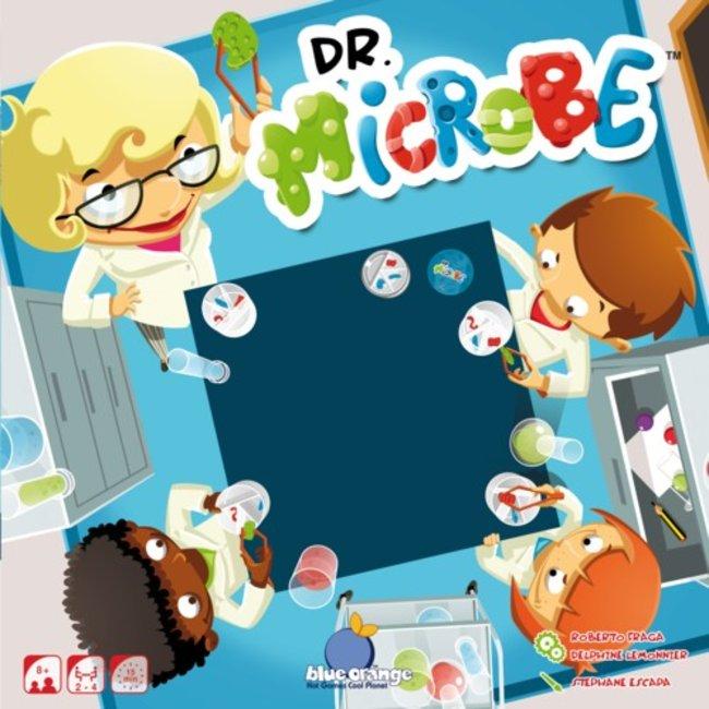 Blue Orange Dr Microbe [Multi]