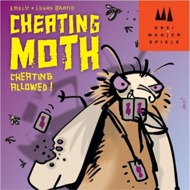 Drei Magier Spiele Cheating Moth [Multi]