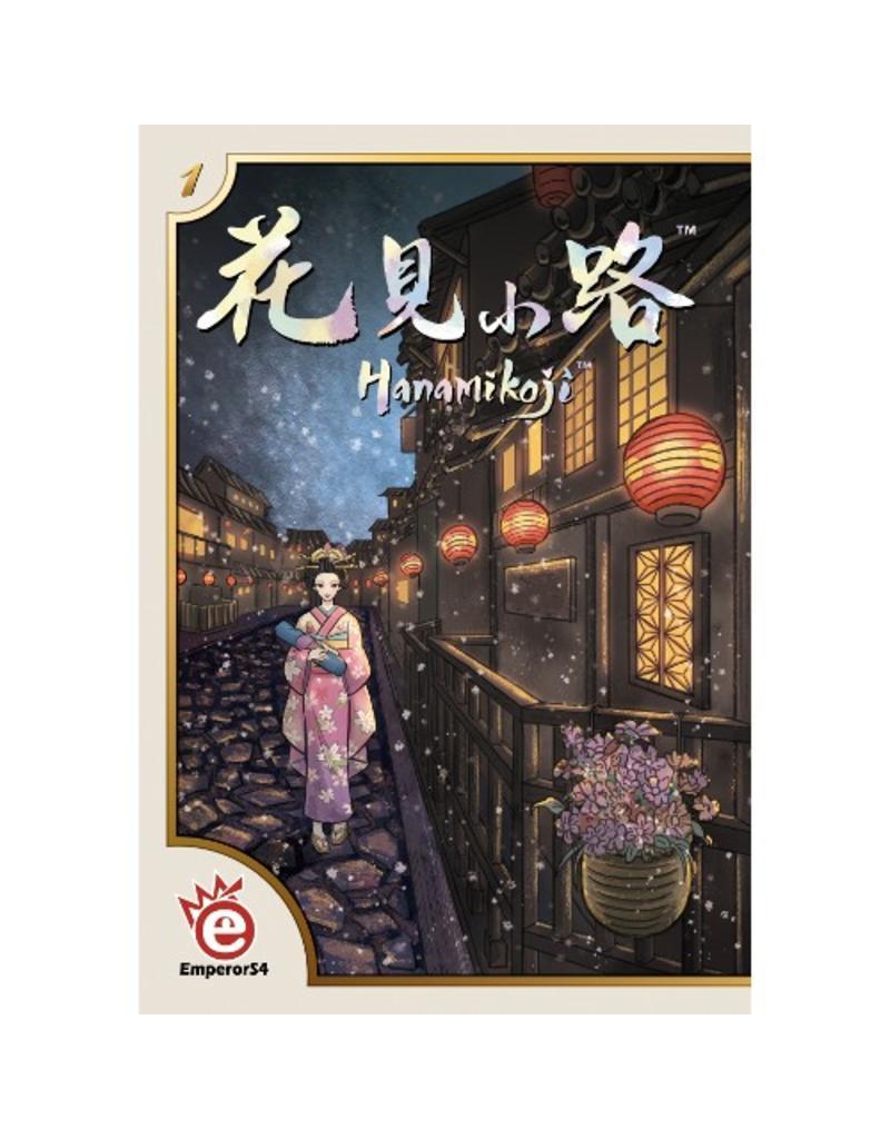 EmperorS4 Hanamikoji [anglais]