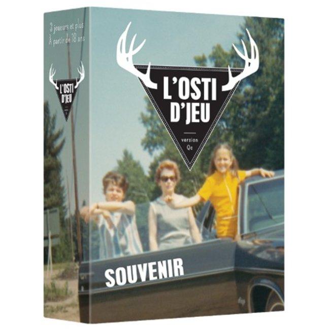 Randolph Osti d'jeu (l') : Souvenir [French]