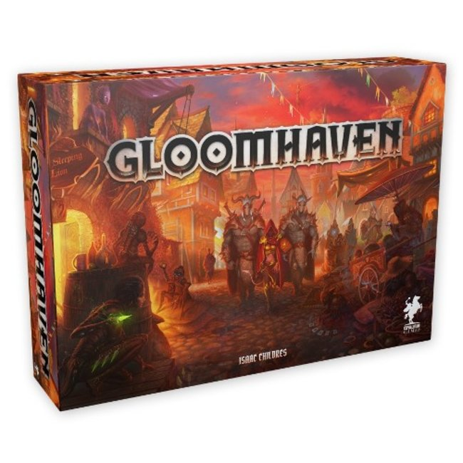 Cephalofaire Games Gloomhaven [anglais]