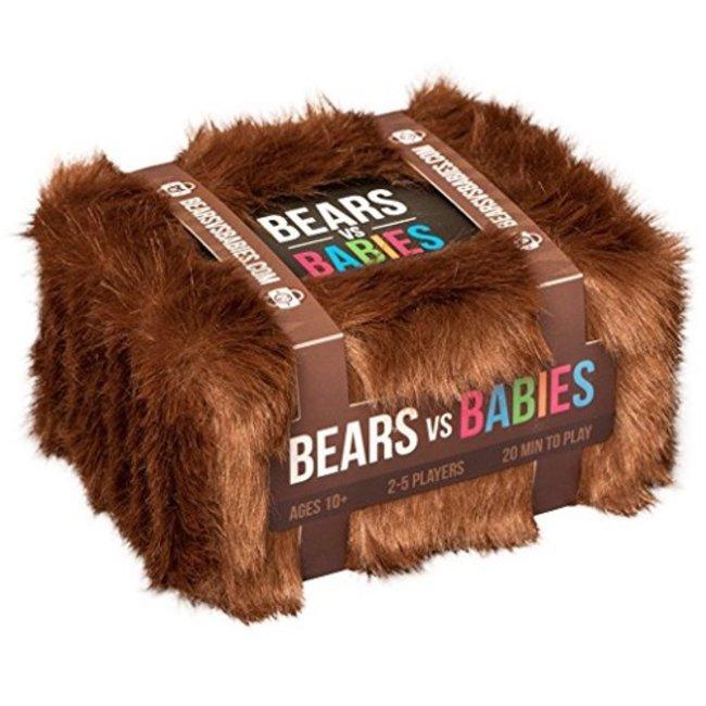 Bear Food Bears vs Babies [English]