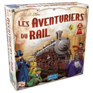 Days of Wonder Aventuriers du rail (les) [French]