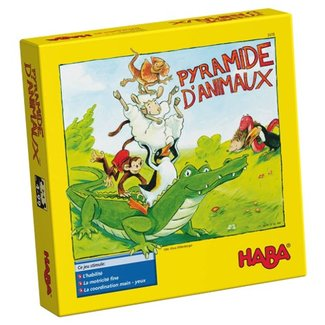 Haba Pyramide d'animaux [French]
