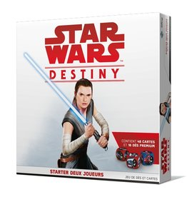 Fantasy Flight Games Star Wars - Destiny - Starter deux joueurs [français]