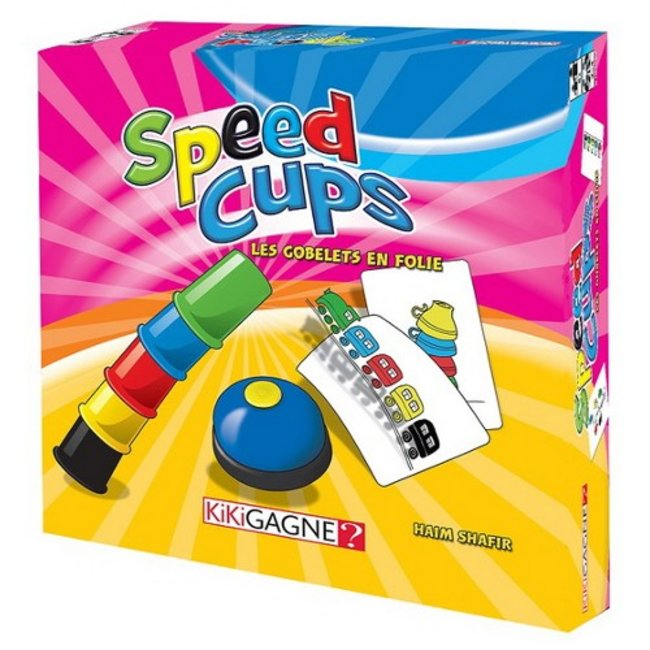 Kikigagne? Speed Cups [French]