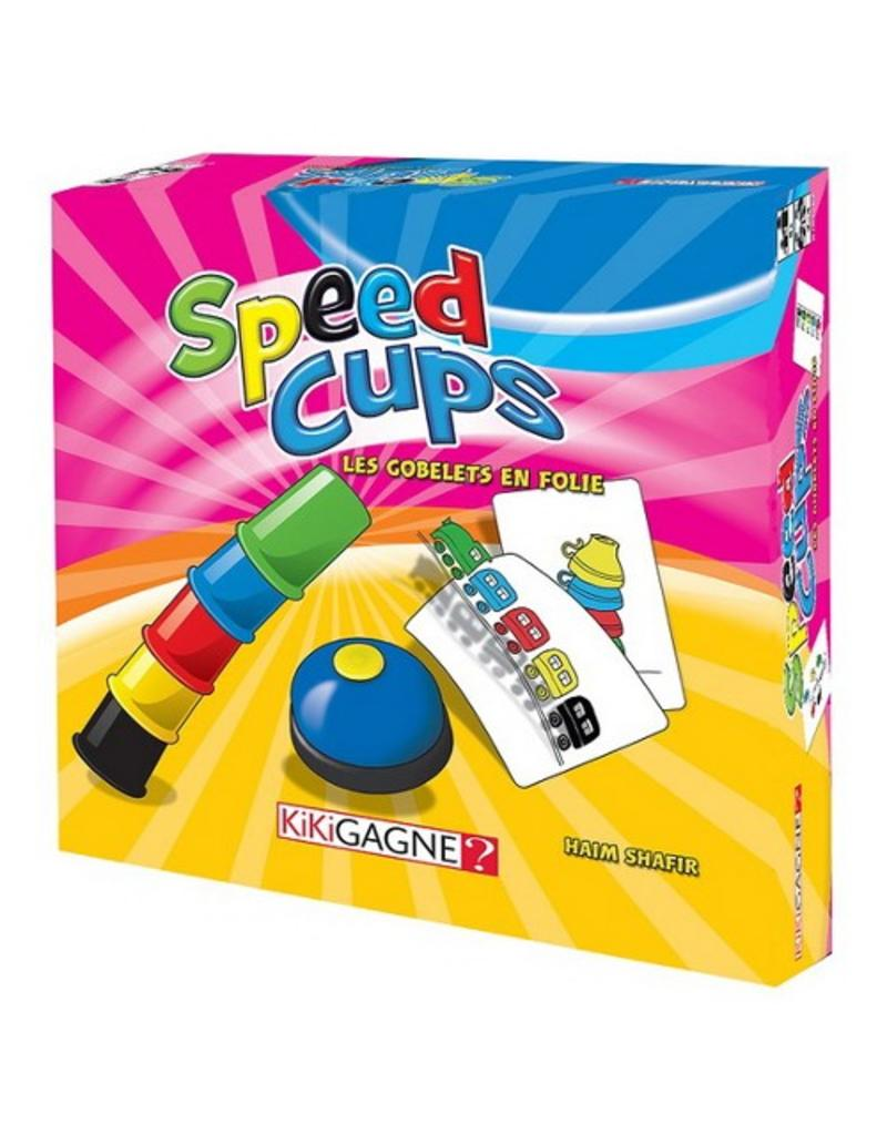 Kikigagne? Speed Cups [français]