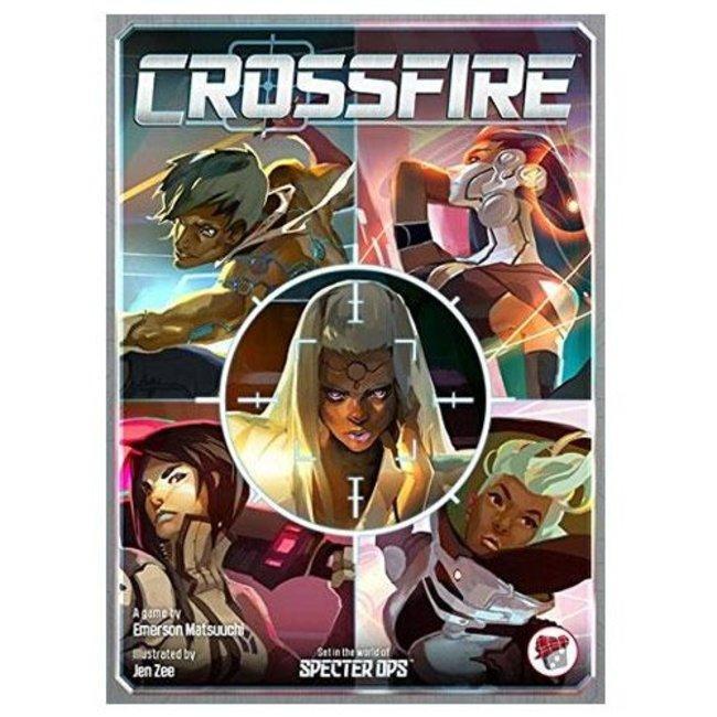 Plaid Hat Games Crossfire [English]