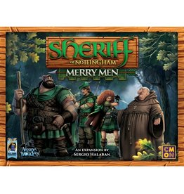 Arcane Wonders Sheriff of Nottingham : Merry Men [anglais]