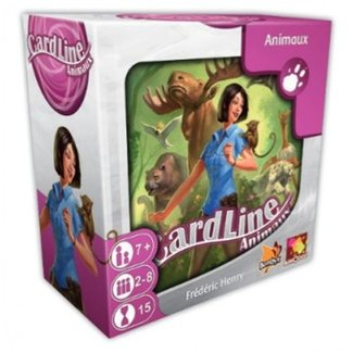 Asmodee Cardline - Animaux 2 [French]