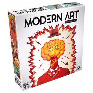 CMON Modern Art [anglais]