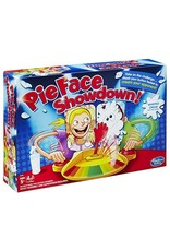 Hasbro Games Pie Face Showdown [multilingue]