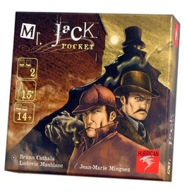 Hurrican Mr. Jack - Pocket [multilingue]