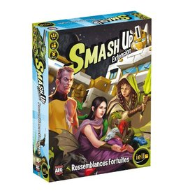 Iello Smash Up : Ressemblances fortuites ! [français]