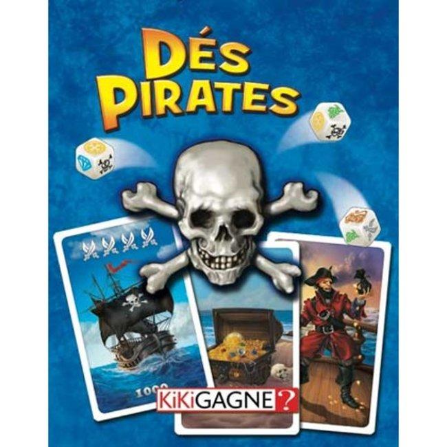 Kikigagne? Dés Pirates [French]