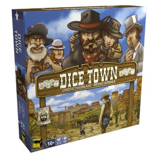 Matagot Dice Town [French]
