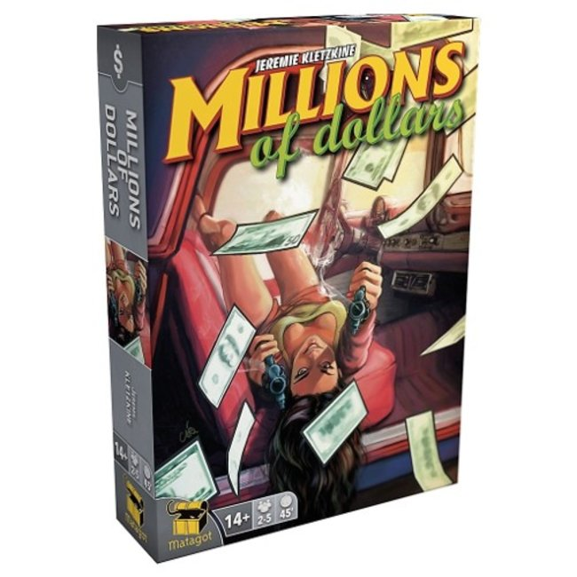 Matagot Millions of Dollars [Multi]