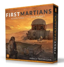 Portal Games First Martians - Adventures on the Red Planet  [anglais]
