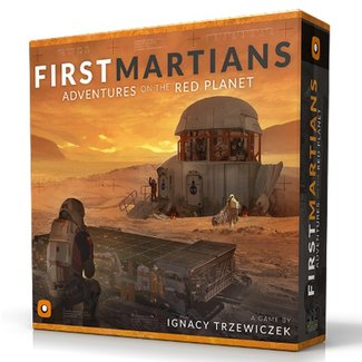 Portal Games First Martians - Adventures on the Red Planet  [English]