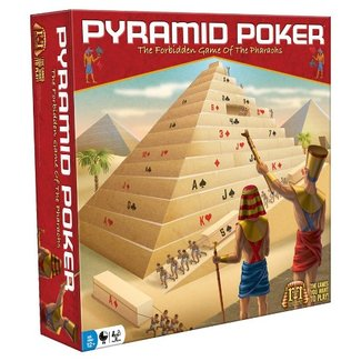 R&R Games Pyramid Poker [multilingue]