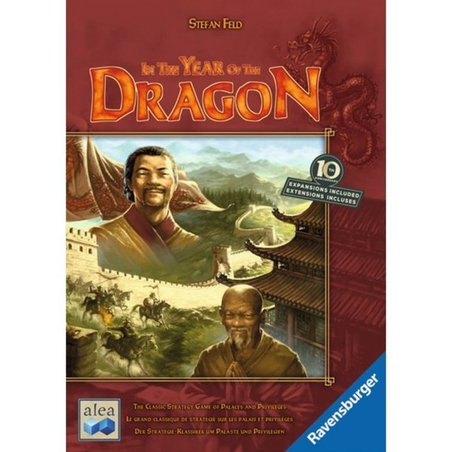 Ravensburger In the Year of the Dragon [multilingue]